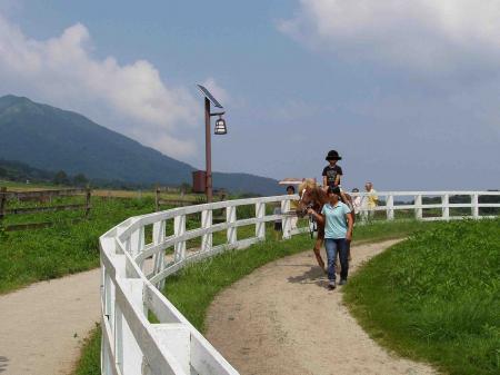horseriding hiruzen
