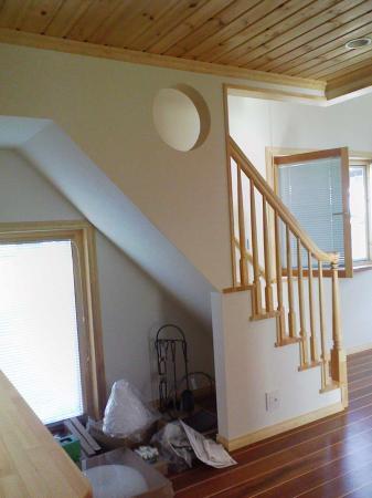 stairway circle
