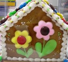 お菓子の家後ろ側