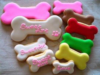 ドッグボーンクッキー