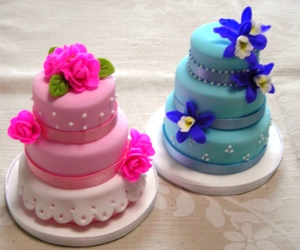 ミニウエディングケーキ
