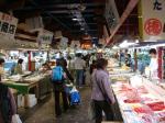 青森のアウガ新鮮市場