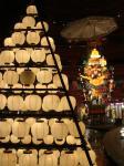 キャナルシティの博多祇園山笠「飾り山」