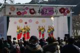 熱海梅林祭りのイベント広場