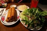 サイパンのベトナム料理「トゥルオンズ」の揚げ春巻