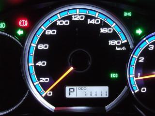 エクシーガ11111キロ