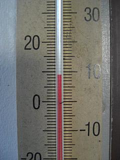 08 8/22 気温一桁