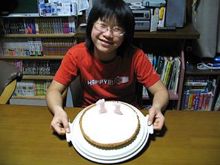 笑の誕生日