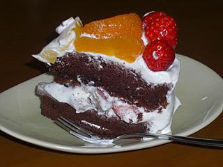 09 愛14歳誕生日ケーキ
