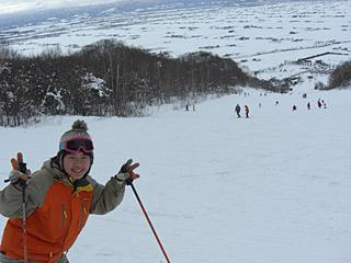 09初スキー