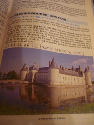 Chacirc;teau du Plessis-Bourreacute;