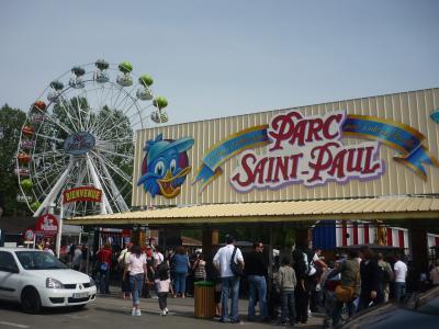 parc st-Paul