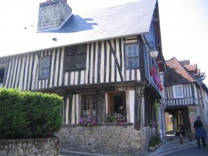 La maison agrave; Honfleur