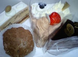 ケーキ6個