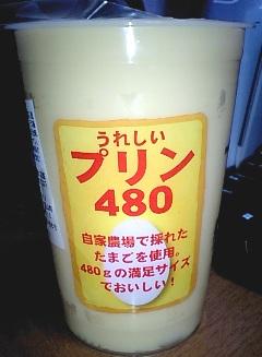プリン480