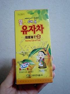 蜂蜜柚子茶01