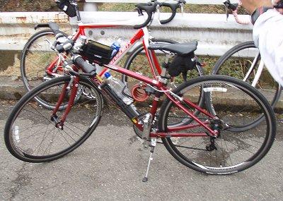 オムアリさんバイク