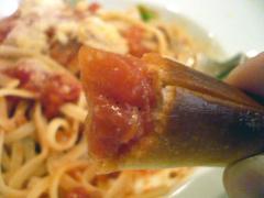 農園野菜のトマトソース