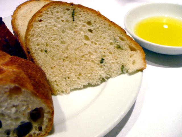 パン & オリーブオイル