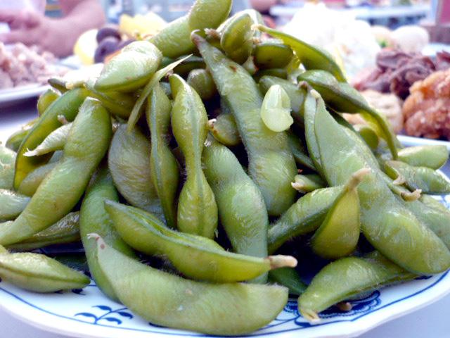 枝豆マウンテン