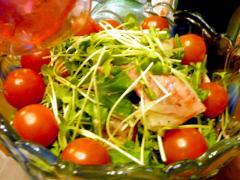 特製サラダ