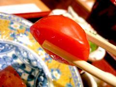 甘くて美味しいトマト(名前忘れた~~)
