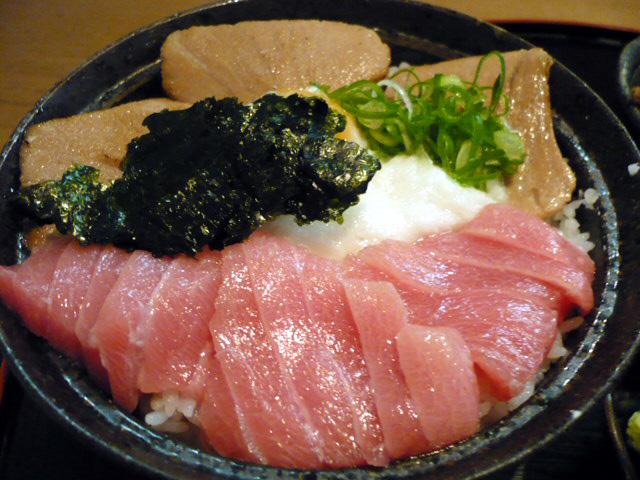 大とろ丼 (限定10食)