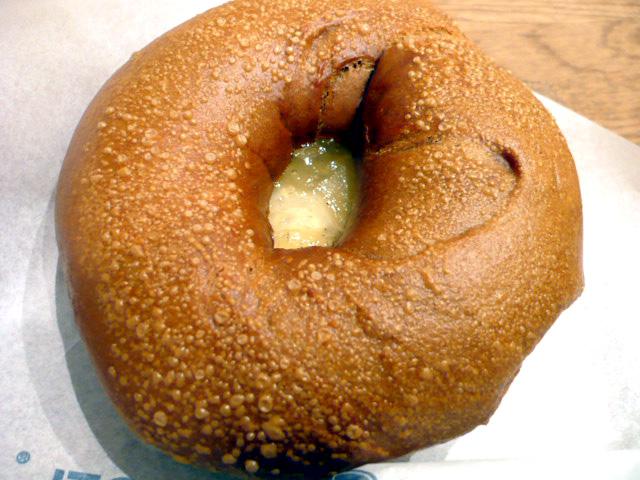 ブラウンシュガー クリームチーズ