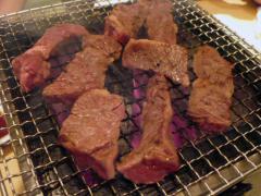 特選黒毛和牛のお肉盛り合わせ