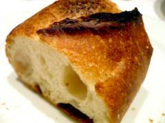 自家製パンおかわり