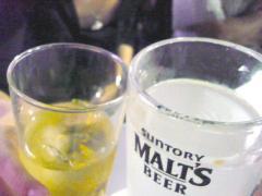 キリン樽詰レモンハイ  & 梅酒