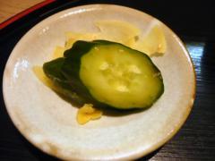 大とろ丼(限定10食)  お漬け物