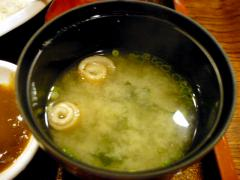 大えびフライと活貝柱フライ定食