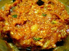 サムジャン (野菜用味噌)