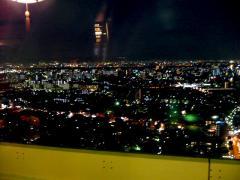メロード吹田38F の夜景