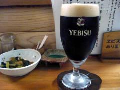 エビス黒ビール
