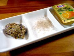 スペアリブの特性燻製焼き