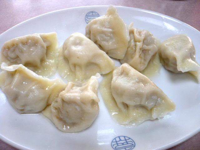 吉林名物水餃子(8個入り)
