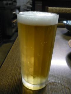 生ビール ミニ