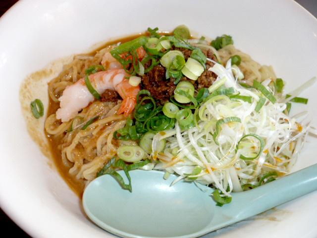 特製冷しタンタン麺
