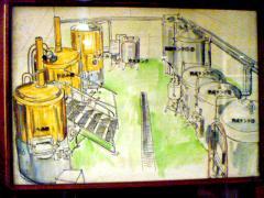 市岡ビール工房 地底旅行
