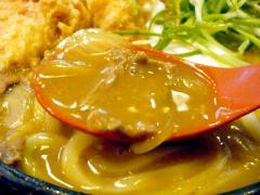 温玉鶏天カレー