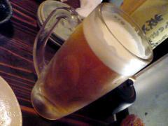 ビールおかわり~~~!!