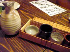 ついでに日本酒熱燗も~~!!