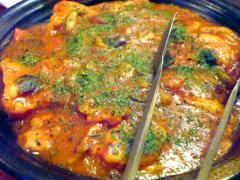 酢豚風の角煮