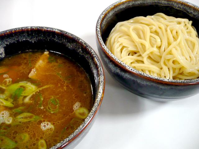 つけ麺 (冷やあつ)