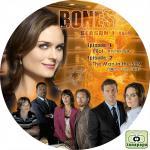 BONES Season1 Vol.1