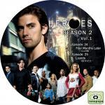 HEROES Season2 Vol.1