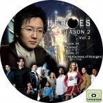 HEROES Season2 Vol.2