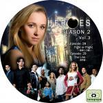 HEROES Season2 Vol.3